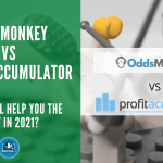 Oddsmonkey vs Profit Accumulator 2021 blog post