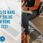Make money online from home blog