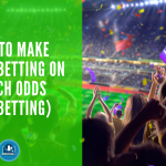 1X2 Match Odds Betting Blog Post