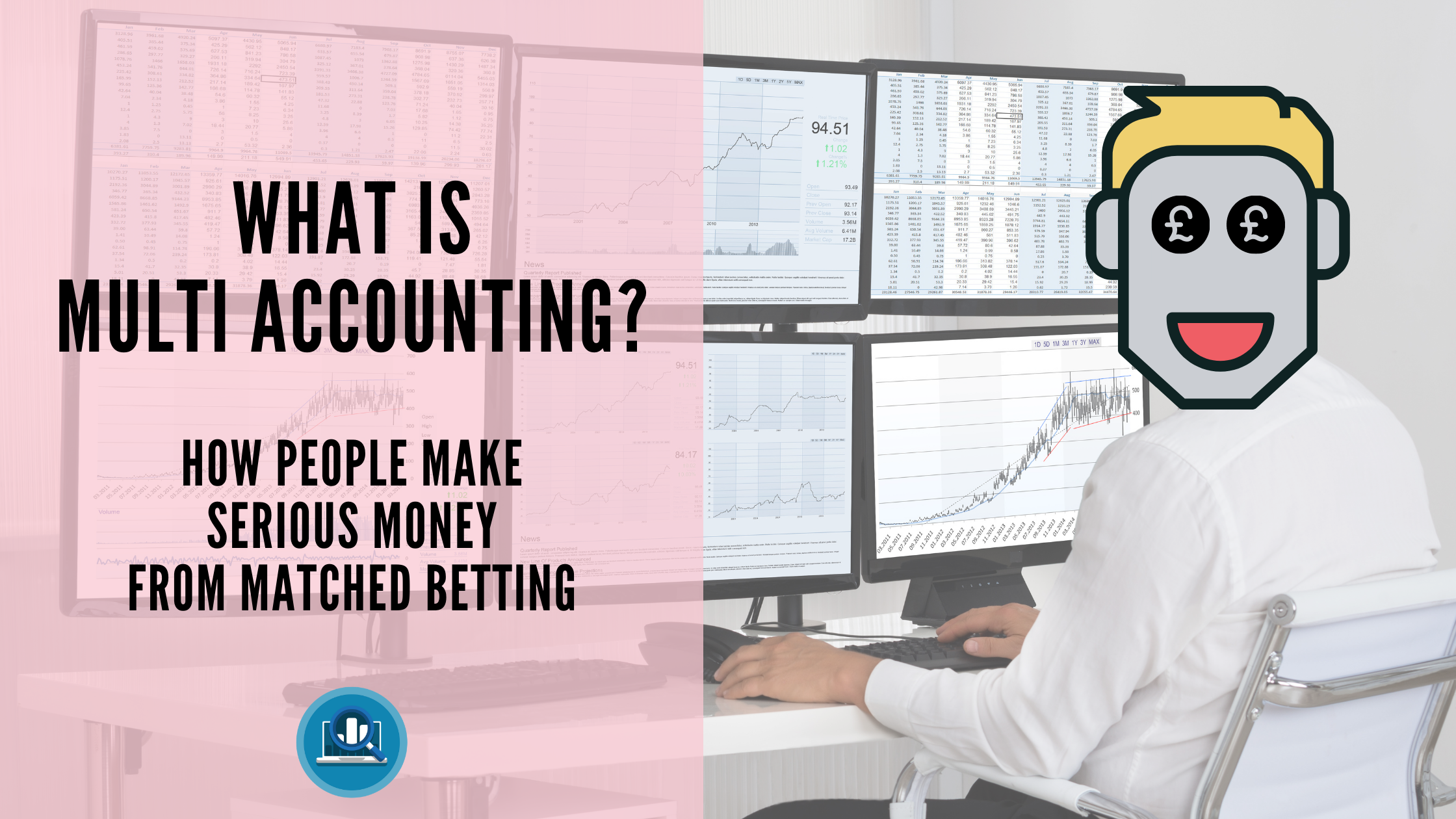 Multi accounting matched betting example preakness stakes 2021 betting